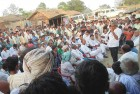 Prakash Jha on the Campaign Trail in West Champaran