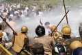 Protests Against Ajit Singh's Eviction, Activists Demand Memorial