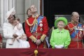 Princess Charlotte Star Attraction at Queen's 90th B'day Bash