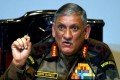 Army Chief Hints at Retaliation for Soldiers' Beheading by Pakistan