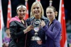 Sania Mirza Is The Best Women's Doubles Player For A Second Year Running