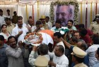 U.R. Ananthamurthy Cremated With Full State Honours