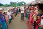 UN: 30,000 Displaced By Violence In Myanmar's Rakhine
