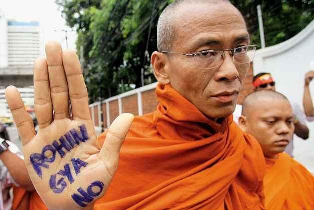 Myanmar: Rohingya Muslim Stoned To Death By Buddhist Mob