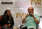 Rushdie Forced to Shift <i>Midnight's Children</i> Press Meet