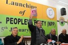 EC Suspends Recognition of Sangma's National People's Party