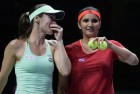 Sania-Martina Juggernaut Continues to Roll, Wins Sydney Title