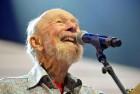 Pete Seeger, Popular American Folk Artist, Dead