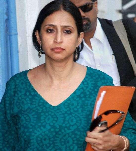 Shoma Chaudhury Deposes Before CJM Court