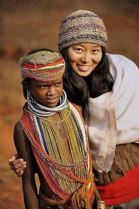 Chinese Woman Publishes Travelogue on India