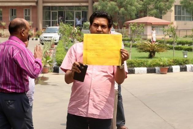 AAP Drama Escalates, Kapil Mishra Seeks 'Lie Detector Test' for Himself, Kejriwal And Jain
