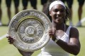 Serena Williams Becomes Oldest Woman to Win Wimbledon Singles