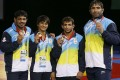 CWG: Sushil-Led Wrestling Team Dominates in India's Best Show