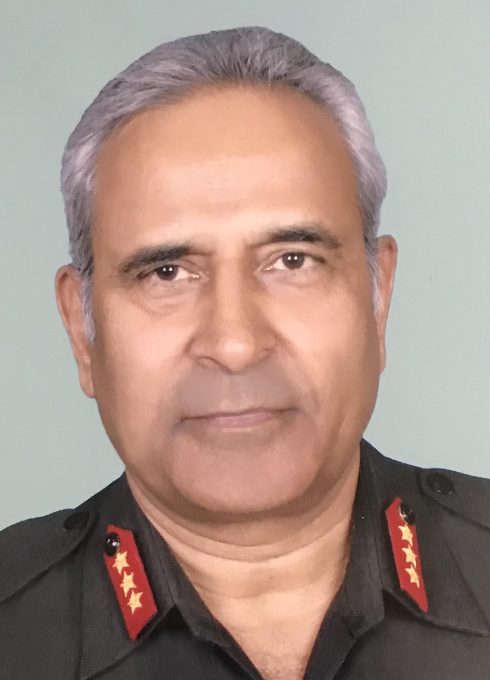 LT Gen (Retd) Rameshwar Roy