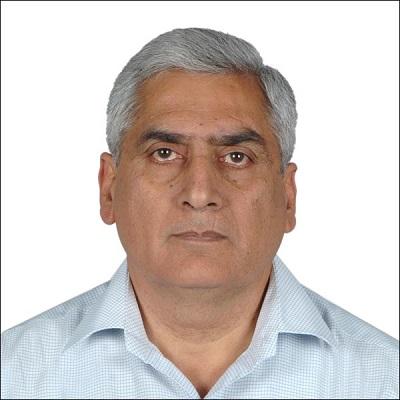 Dr Prabhas Pande